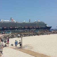 Cruise Ship Season in Puerto del Rosario